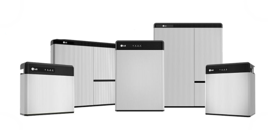 Thuisbatterijen van LG